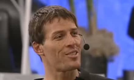 Tony Robbins Saves A Marriage in 8 minutes – see the results