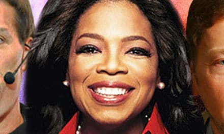 A place of Gratitude – with Eckhart – Tony – Lynne and Oprah