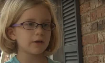 Why 9-yr-old gave up birthday presents for these people