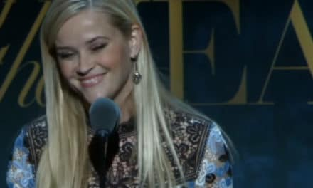 """Reese Witherspoon: """"Ambition is Not a Dirty Word"""""""