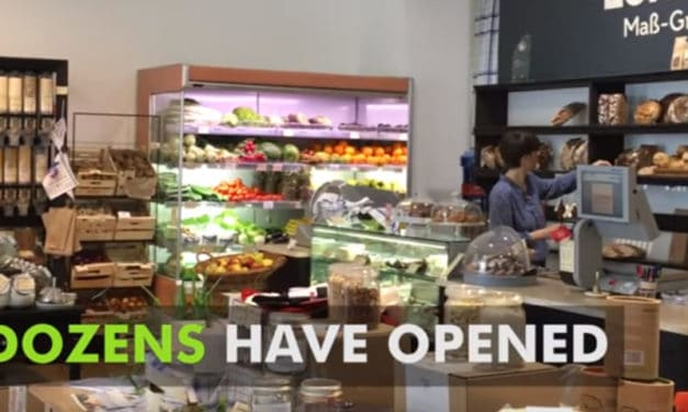 Zero Waste Shops Opening All Over Europe