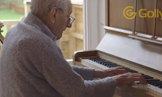 93-Year-Old Pianist – The Power Of Music Enriching The Human Spirit