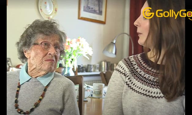 Florence and Alexandra – Meet The Housemates With A 68 Year Age-Gap