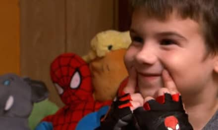 Six-Year-Old With Special Power To Lift Spirits – Jaden Hayes