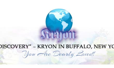 """Discovery"" – Kryon in Buffalo, New York"