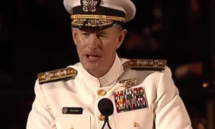 The Importance of Doing The Little Things – US Navy Admiral, William H. McRaven
