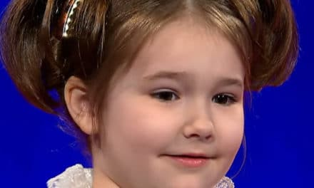 Miracle baby! 4-year-old Bella speaks 7 languages!