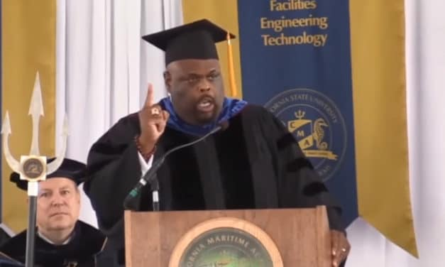 The Most Inspiring Speech: The Wisdom of a Third Grade Dropout Will Change Your Life – Rick Rigsby