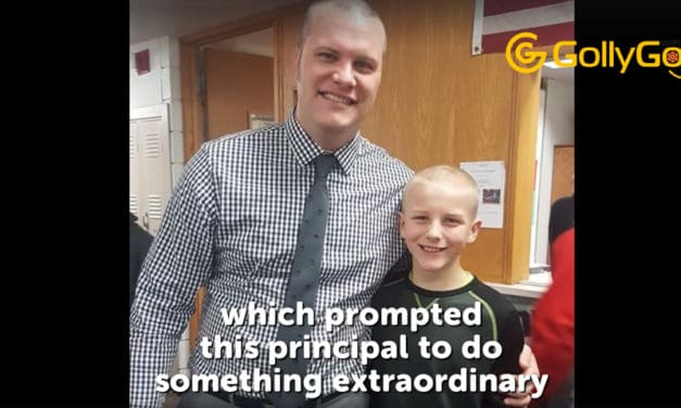 Principal Teaches His Students Their Most Important Lesson